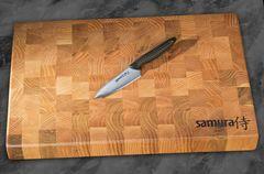 Нож кухонный овощной 98мм Samura Golf SG-0010/Y