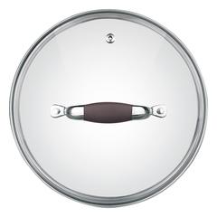 Крышка стеклянная Rondell Mocco&Latte 28 см RDA-535