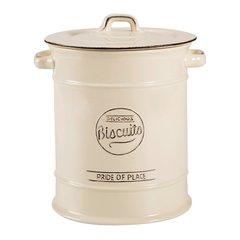 Ёмкость для хранения печенья Pride of Place Old Cream T&G 10525