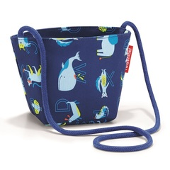 Сумка детская Minibag ABC friends blue Reisenthel IV4066