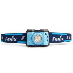 Фонарь светодиодный налобный Fenix HL12R голубой, 400 лм, встроенный аккумулятор HL12Rb