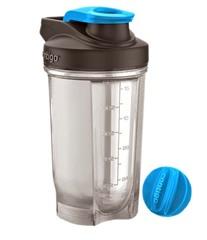 Фитнес-бутылка Contigo (0.59 литра) голубая contigo0384