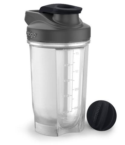 Фитнес-бутылка Contigo (0.59 литра) черная