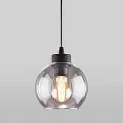 Подвесной светильник с круглым стеклянным плафоном TK Lighting Cubus 4319 Cubus
