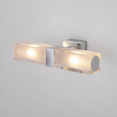 Duplex 2x28W хром Влагостойкий настенный светильник 1228 AL14 Elektrostandard