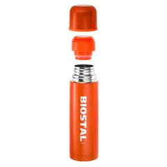 Термос Biostal Flër (0,75 литра) оранжевый NB-750C-O