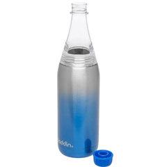 Бутылка Aladdin Fresco (0,6 литра) из нержавеющей стали синяя 10-02863-006