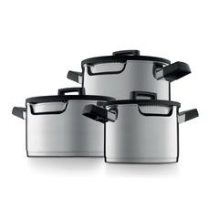 Набор посуды из 6 предметов BergHOFF Downdraft 2307435