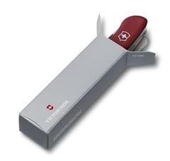 Нож Victorinox Forester, 111 мм, 12 функций, с фиксатором лезвия, красный* 0.8363