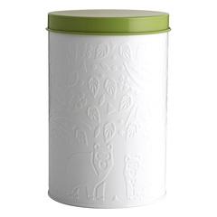 Емкость для хранения In The Forest 2,9 л белая-зеленая Mason Cash 2002.212
