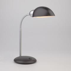 Черная настольная лампа Eurosvet Confetti 1926  черный
