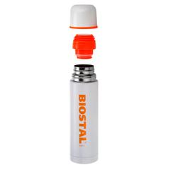 Термос Biostal Flër (0,75 литра) белый NB-750C-W