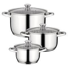 Набор посуды из 6 предметов BergHOFF Gourmet 1100245A