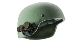 Металлический кронштейн Petzl для установки фонаря Strix на шлем E90001