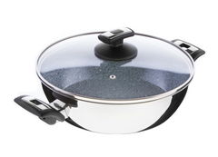 Сковорода глубокая 26см KOLIMAX серия CERAMMAX PRO 119322