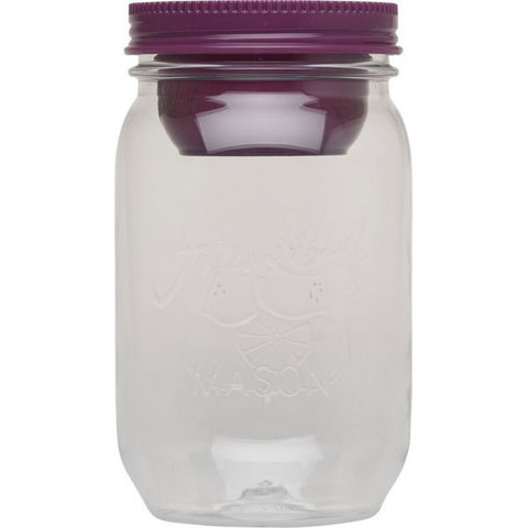 Контейнер Classic Mason (1 литр) фиолетовый