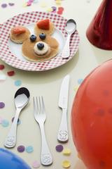 Набор детских столовых приборов (4 предмета / 1 персона) Viners Bertie v_0304.001