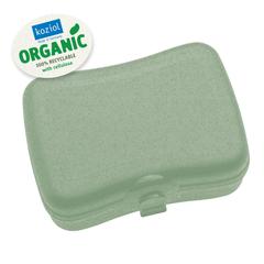 Ланч-бокс BASIC Organic зеленый Koziol 3081668