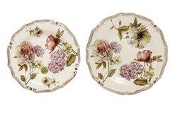 Набор тарелок:суповая+обеденная Сады Флоренции 34687
