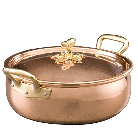 Набор медной посуды RUFFONI Historia decor арт. 3305B Ruffoni