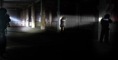 Фонарь светодиодный тактический LED Lenser T7.2, 320 лм., 4-AAA 9807