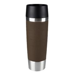 Термокружка Emsa Travel Mug Grande (0,5 литра) коричневая 515616