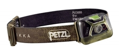 Фонарь светодиодный налобный Petzl Tikka зеленый, 200 лм E93AAB