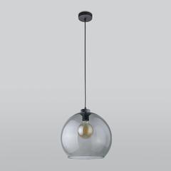 Подвесной светильник со стеклянным плафоном TK Lighting Cubus 4292 Cubus Graphite