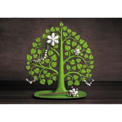 Дерево для украшений Bodhi зеленое Qualy QL10173-GN