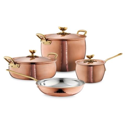 Набор посуды из 4 предметов RUFFONI Historia decor арт. HISTORIA-4