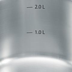 Кастрюля 20 см (2,8л) Rondell Kortado RDS-1109