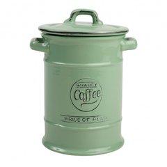 Ёмкость для хранения кофе Pride of Place Old Green T&G 10501