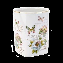 Корзина для мусора Avanti Butterfly Garden 13882F