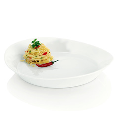 Набор 4пр тарелок для пасты 24см Eclipse BergHOFF 3700423