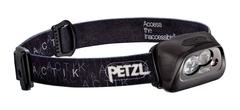 Фонарь светодиодный налобный Petzl Actik черный, 300 лм E99AAA