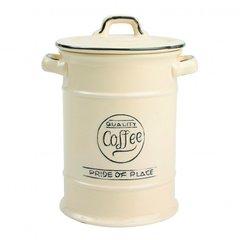 Ёмкость для хранения кофе Pride of Place Old Cream T&G 10515