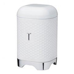 Ёмкость для хранения чая  Lovello Retro Ice White Kitchen Craft LOVTEAWHT
