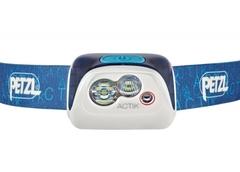 Фонарь светодиодный налобный Petzl Actik синий, 300 лм E99AAC