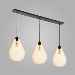 Подвесной светильник со стеклянными плафонами TK Lighting Fuente 4323 Fuente