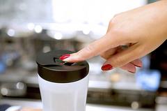 Термокружка Aladdin Latte (0,25 литра) белая 10-06632-001