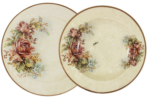 Набор тарелок Элианто 26486