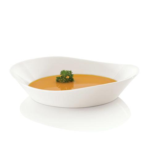 Набор 4пр тарелок для супа 20см Eclipse BergHOFF 3700430