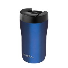 Термокружка Aladdin Latte (0,25 литра) синяя 10-06632-004
