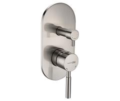 Wern 4241 Смеситель для ванны и душа WasserKRAFT Серия Wern 4200
