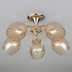 Потолочный светильник Eurosvet Gina 30120/5 золото