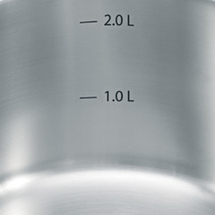Кастрюля 24 см (4,8л) Rondell Heidi RDS-1114