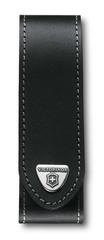 Чехол кожаный Victorinox, чёрный, для RangerGrip 130 мм, на липучке* 4.0506.L