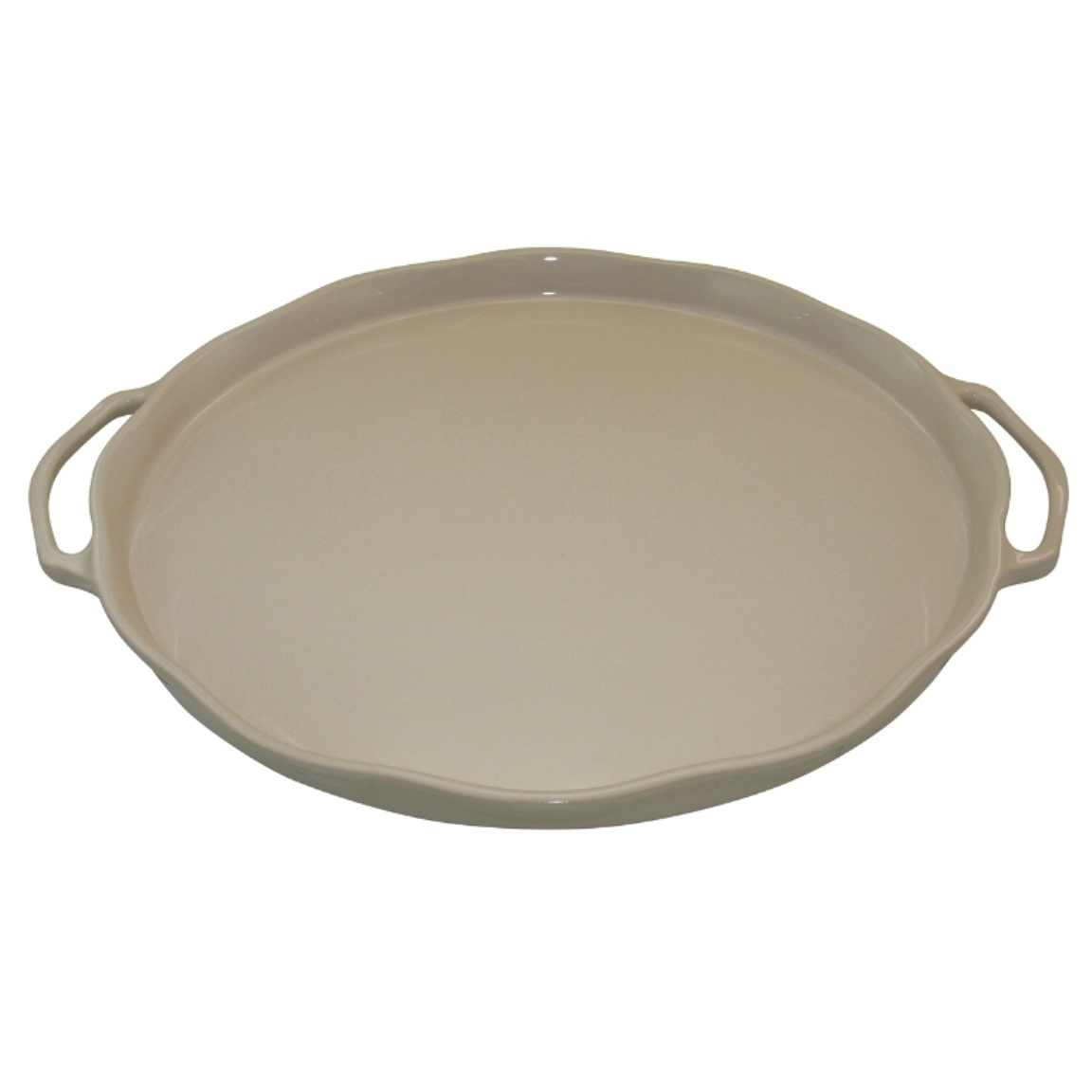 Блюдо сервировочное 44 см Appolia Delices CREAM 113044006