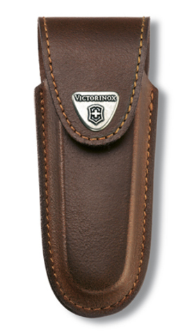 Чехол кожаный Victorinox* MV-4.0533