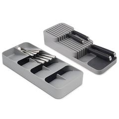 Набор из органайзера для столовых приборов DrawerStore Large и органайзера для ножей DrawerStore Joseph Joseph 85188